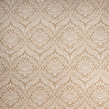 Butterscotch Print Pattern Drapery and Upholstery Fabric by Vervain