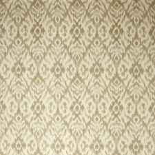 Mushroom Geometric Drapery and Upholstery Fabric by Vervain