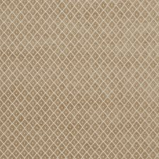 Almond Small Scale Woven Drapery and Upholstery Fabric by Fabricut