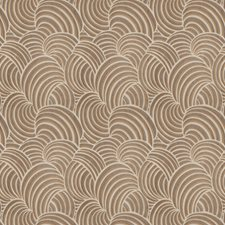 Warm Grey Asian Drapery and Upholstery Fabric by Fabricut