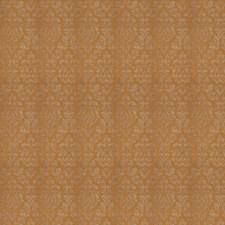 Bronze Damask Drapery and Upholstery Fabric by Fabricut