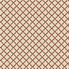 Burnt Orange Contemporary Drapery and Upholstery Fabric by Fabricut