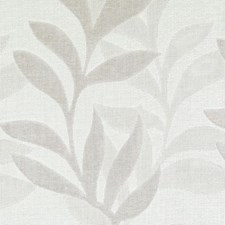 Toffee Botanical Drapery and Upholstery Fabric by Duralee
