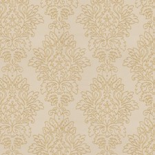 Gold Embroidery Drapery and Upholstery Fabric by Fabricut