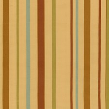 Gold Drapery and Upholstery Fabric by Schumacher