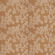Sesame Floral Drapery and Upholstery Fabric by Trend