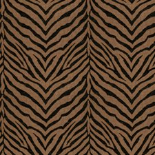 Tigereye Animal Drapery and Upholstery Fabric by Trend