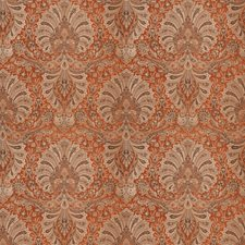 Sienna Paisley Drapery and Upholstery Fabric by Stroheim