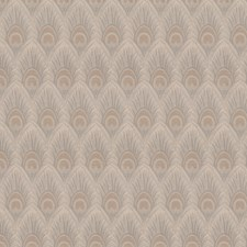 Natural Animal Drapery and Upholstery Fabric by Trend