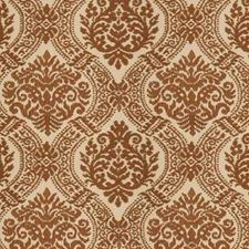 Sienna Embroidery Drapery and Upholstery Fabric by Stroheim
