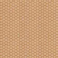 Amber Geometric Drapery and Upholstery Fabric by Stroheim