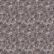 Night Geometric Drapery and Upholstery Fabric by Stroheim