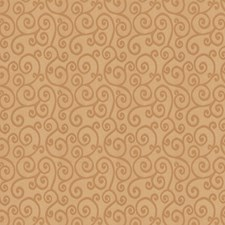 Gold Lattice Drapery and Upholstery Fabric by Trend