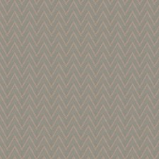 Aqua Chevron Drapery and Upholstery Fabric by Trend