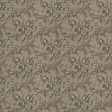Thunder Floral Drapery and Upholstery Fabric by Fabricut