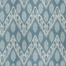 Blue Global Drapery and Upholstery Fabric by Vervain