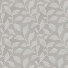 Cloud Leaves Drapery and Upholstery Fabric by Trend