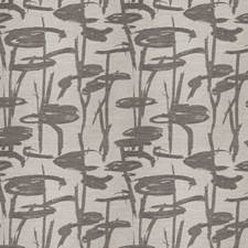 Outer Space Contemporary Drapery and Upholstery Fabric by S. Harris