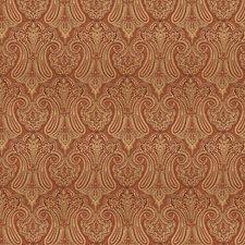 Auburn Jacquard Pattern Drapery and Upholstery Fabric by Fabricut