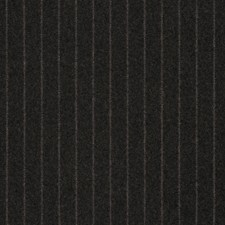 Ebony Stripes Drapery and Upholstery Fabric by Stroheim