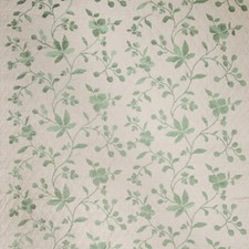Spearmint Embroidery Drapery and Upholstery Fabric by Stroheim