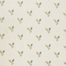 Aquastone Embroidery Drapery and Upholstery Fabric by Stroheim
