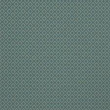 Aqua Diamond Drapery and Upholstery Fabric by Fabricut