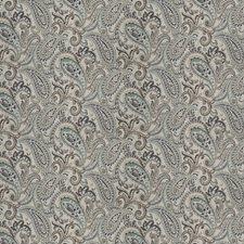 Azure Jacquard Pattern Drapery and Upholstery Fabric by Fabricut