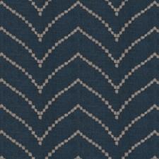 Night Flamestitch Drapery and Upholstery Fabric by Fabricut