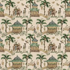 Cypress Asian Drapery and Upholstery Fabric by Fabricut