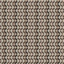 Aluminum Chevron Drapery and Upholstery Fabric by Fabricut