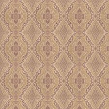 Lilac Jacquard Pattern Drapery and Upholstery Fabric by Trend