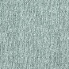 Seaglass Herringbone Drapery and Upholstery Fabric by Fabricut