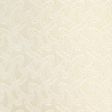 Blanc Drapery and Upholstery Fabric by Schumacher