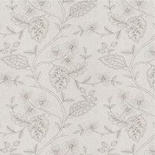 Nickel Embroidery Drapery and Upholstery Fabric by Fabricut