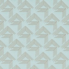 Ice Drapery and Upholstery Fabric by Schumacher