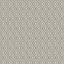 Silver Diamond Drapery and Upholstery Fabric by Fabricut