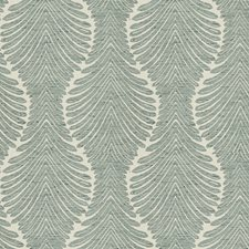 Mist Leaves Drapery and Upholstery Fabric by Fabricut