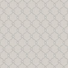 Silver Sparkle Embroidery Drapery and Upholstery Fabric by Fabricut