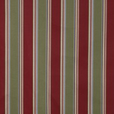 Cherry Stripes Drapery and Upholstery Fabric by Trend