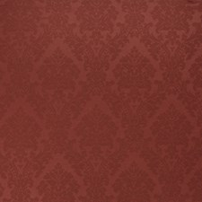 Cinnamon Damask Drapery and Upholstery Fabric by Trend