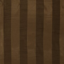 Chocolate Stripes Drapery and Upholstery Fabric by Trend