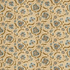 Robins Egg Global Drapery and Upholstery Fabric by Trend