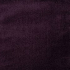 Aubergine Drapery and Upholstery Fabric by Schumacher