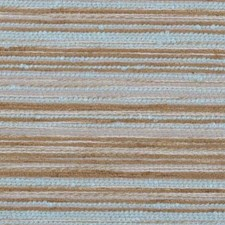 Aqua/cocoa Drapery and Upholstery Fabric by B. Berger
