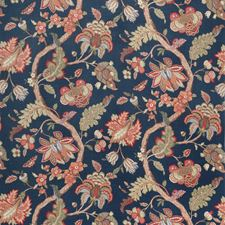 Heritage Jacobean Drapery and Upholstery Fabric by Trend