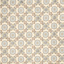 Robins Egg Print Pattern Drapery and Upholstery Fabric by Trend