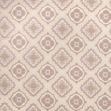 Lavender Medallion Drapery and Upholstery Fabric by Trend