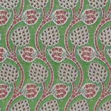 Verdant Drapery and Upholstery Fabric by Schumacher