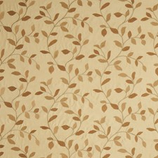Bronze Embroidery Drapery and Upholstery Fabric by Trend